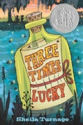 Three Times Lucky (Hardcover)