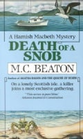 Death of a Snob (Paperback)