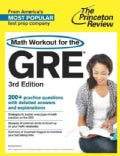 The Princeton Review Math Workout for the GRE (Paperback)