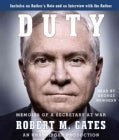 Duty: Memoirs of a Secretary at War (CD-Audio)