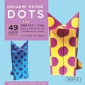 Origami Paper Dots: Perfect for Small Projects or the Beginning Folder (Paperback)
