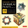 "Origami Paper Samurai Prints Small 6 3/4"": It's Fun to Fold! (Other book format)"