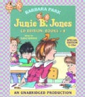 Junie B. Jones: Books 1-8 (CD-Audio)