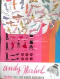 Andy Warhol Fashion: Mix And Match Stationery (Cards)