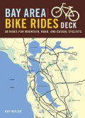 Bay Area Bike Rides Deck (Cards)