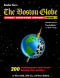The Boston Globe Sunday Crossword Omnibus (Paperback)