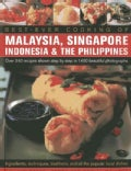 Best-Ever Cooking of Malaysia, Singapore, Indonesia & the Philippines: Over 340 Recipes Shown Step by Step in 140... (Paperback)