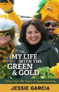 My Life With the Green & Gold: Tales from 20 Years of Sportscasting (Paperback)
