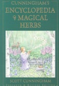 Cunningham's Encyclopedia of Magical Herbs (Paperback)