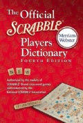 The Official Scrabble Players Dictionary (Hardcover)
