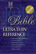 KJV Ultrathin Reference Bible (Paperback)