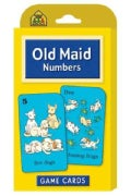 Old Maid Game Cards