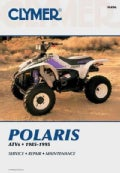 Polaris Atvs 1985-1995 (Paperback)