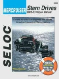 Selco Mercruiser: Stern Drives 2001-08 Repair Manual, All Gasoline Engines and Drives (Paperback)