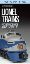 Lionel Trains Pocket Price Guide 2013 (Paperback)