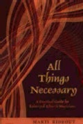 All Things Necessary: A Practical Guide for Episcopal Church Musicians (Paperback)