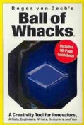 Ball of Whacks: A Creative Tool for Innovators. All Blue Edition (Hardcover)