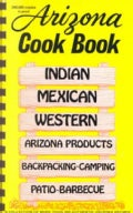 Arizona Cook Book (Spiral bound)