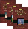 Treasury of David Classic Reflections On The Wisdom Of The Psalms (Hardcover)