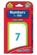 Numbers 1-100: Flashcard (Cards)