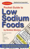 Pocket Guide to Low Sodium Foods (Paperback)