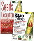 The Gmo Trilogy/Seeds of Deception: Exposing Industry and Government Lies About the Safety of the Genetically Eng... (DVD video)