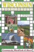 Wisconsin Crosswords: Crosswords, Word Finds and More (Paperback)