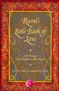 Rumi's Little Book of Love: 150 Poems That Speak to the Heart (Hardcover)