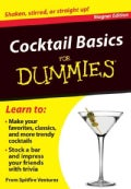 Cocktail Basics for Dummies Refrigerator Magnet Books (Novelty book)