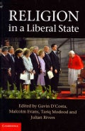 Religion in a Liberal State (Hardcover)