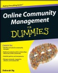 Online Community Management for Dummies (Paperback)