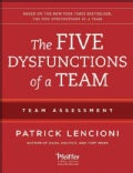The Five Dysfunctions of a Team: Team Assessment (Paperback)