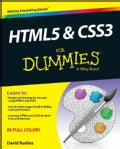 HTML5 & CSS3 for Dummies (Paperback)