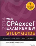 Wiley CPAexcel Exam Review 2014: Business Environment and Concepts (Paperback)