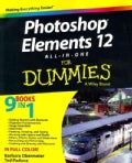 Photoshop Elements 12 All-in-One for Dummies (Paperback)
