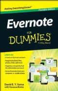 Evernote for Dummies: Portable Edition (Paperback)