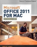 Microsoft Office 2011 for MAC: Introductory (Paperback)