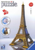 Eiffel Tower: 216 Piece 3d Puzzle (Other merchandise)