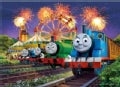 Thomas & Friends - Carnival at Night (35 PC Puzzle in a Round Tin): 35 Piece Puzzle in a Tin (Other merchandise)