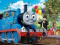 Thomas & Friends - Birthday Surprise (24 PC Floor Puzzle in a Shaped Box): 24 Piece Floor Puzzle (Other merchandise)