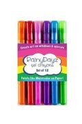 Rainy Dayz Gel Crayons - Set of 12 (Other book format)
