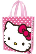 Hello Kitty Small Shopper Tote (Hardcover)