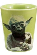 Star Wars Yoda Ceramic Shot Glass (General merchandise)