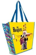 "The Beatles ""Yellow Submarine"" Large Recycled Shopper Tote (General merchandise)"