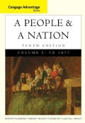 A People and a Nation: A History of the United States - 1877 (Paperback)
