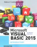 Microsoft Visual Basic 2015: For Windows Applications, Introductory Edition (Paperback)