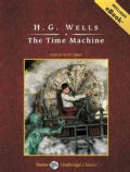 The Time Machine: Includes Ebook (CD-Audio)