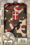 The Holy Bible: Kids Compact Bible, International Children's Bible, Green Camouflage (Paperback)