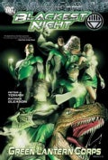 Blackest Night: Green Lantern Corps (Paperback)