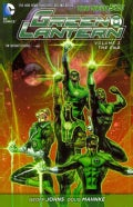 Green Lantern 3: The End (Hardcover)